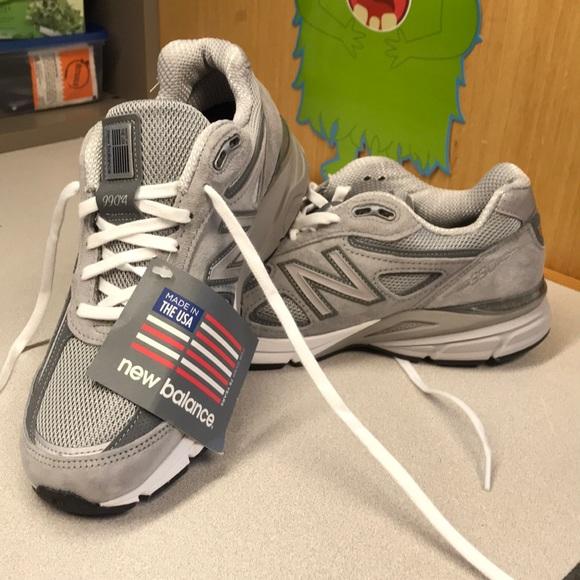 info for de140 8f52d Women's new balance 990v4 running shoes NWT
